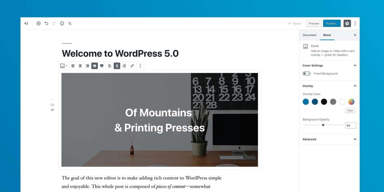 wordpress-5-0